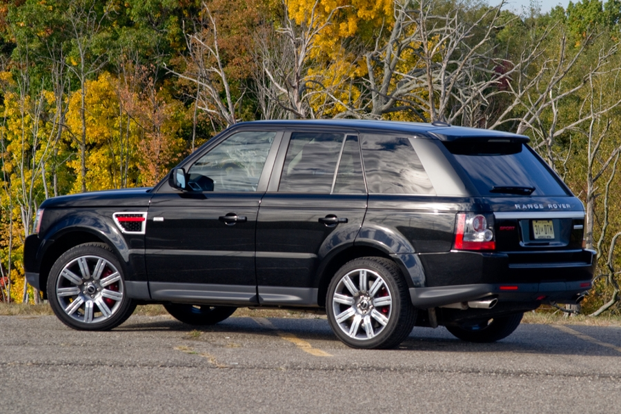 Range Rover Sport >> 2012 Land Rover Range Rover Sport Supercharged Limited Edition Gallery - Winding Road