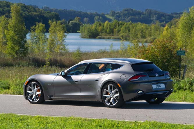 Genial Great Car, Not Cheap But Fast. Fisker Surf Concept At Frankfurt 2011 Itu0027s  No Secret That We Are Big Fans .