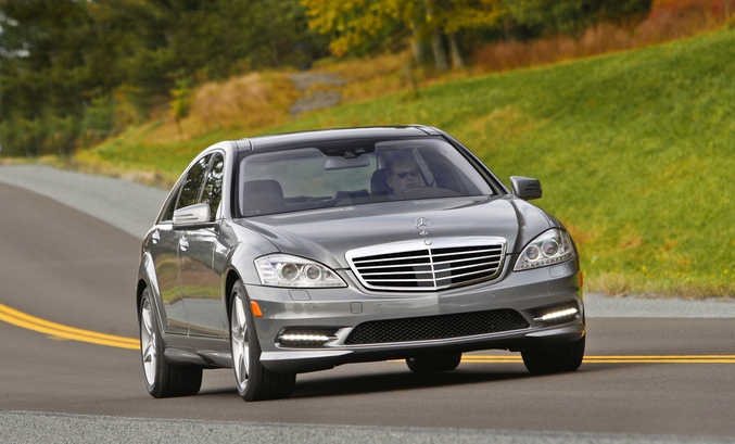 quick drive 2012 mercedes benz s550 winding road. Black Bedroom Furniture Sets. Home Design Ideas