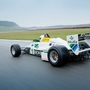 Check out this gallery showcasing the first F1 car Ayrton Senna ever drove. 