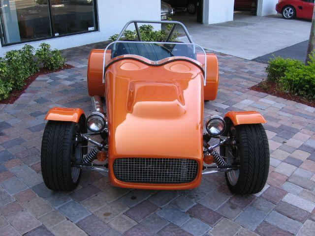 List: Ten Lotus 7 Replica Kit Cars - Winding Road