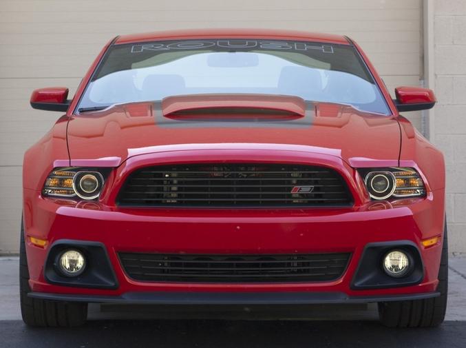 Driven 2014 Roush Stage 3 Mustang Winding Road