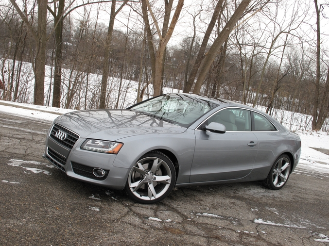 winding road | ask it: 2010 audi a5 coupe 2.0t