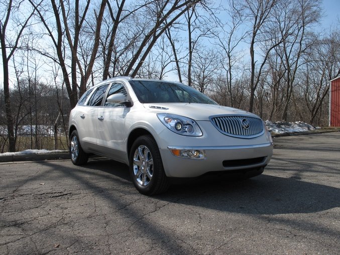 enclave buick watch cxl awd youtube