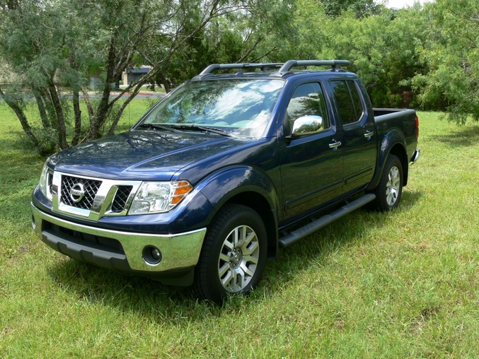 quick drive 2010 nissan frontier le 4x4 crewcab winding. Black Bedroom Furniture Sets. Home Design Ideas