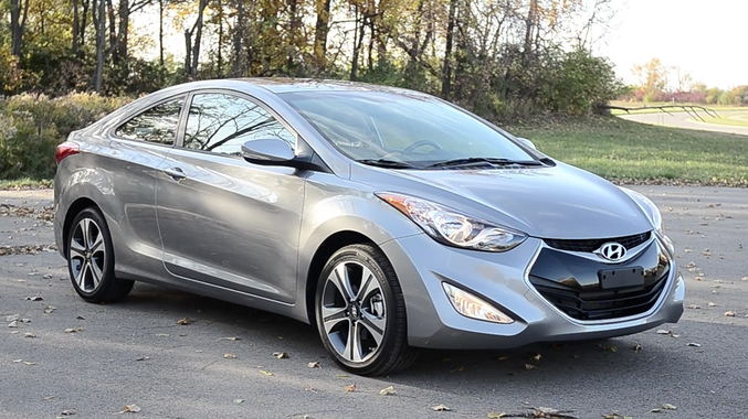 High Quality We Take You On A Visual Tour And POV Test Drive In The 2013 Hyundai Elantra  Coupe SE. We Gave The Elantra Coupe A Thorough Review Not Too Long Ago.