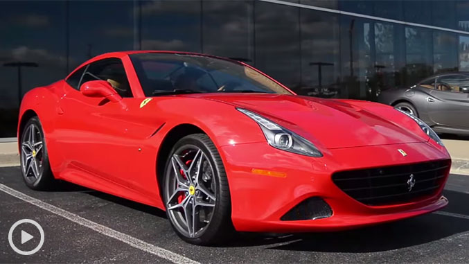Wr Tv 2015 Ferrari California T Winding Road