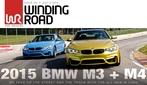 2015 BMW M3 and M4 Thumbnail